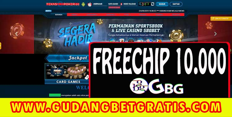 Betgratis,freechip tanpa deposit,freechip 10.000,texaspokercc,texas poker