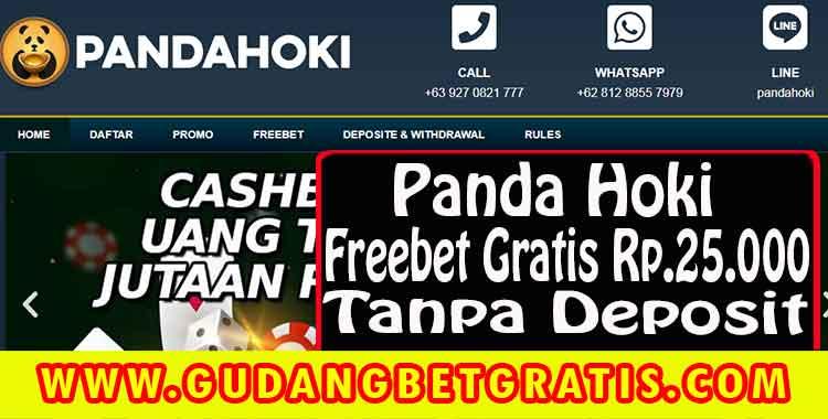 pandahoki,link alternatif pandahoki,login pandahoki,freebet gratis,freebet tanpa deposit