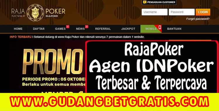 rajapoker,link alternatif rajapoker,live chat rajapoker,agen poker terpercaya,bonus new member,bonus deposit,,daftar poker idn,agen poker online