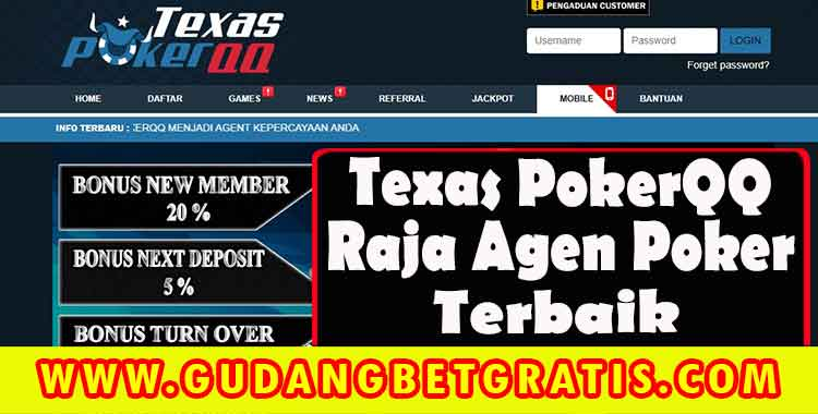 texas pokerqq,link alternatif texaspokerqq,live chat texaspokerqq,agen poker terbaik,daftar poker online,daftar poker idn,rajapoker,bonus new member,bonus deposit,agen idnpoker,gudangbetgratis,betgratis
