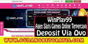 WinPlay99 - Judi Slot Online Deposit Via Ovo | Gudang ...