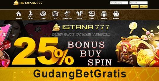 istana777, istana 777, slot online, bonus freespin slot, buyspin slot, link alternatif istana777